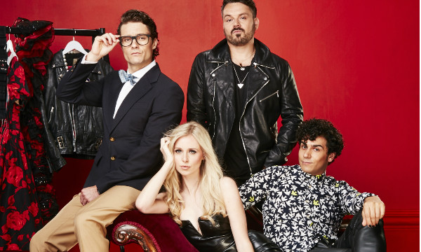 Meet Diana Vickers, Paul Cattermole and cast...